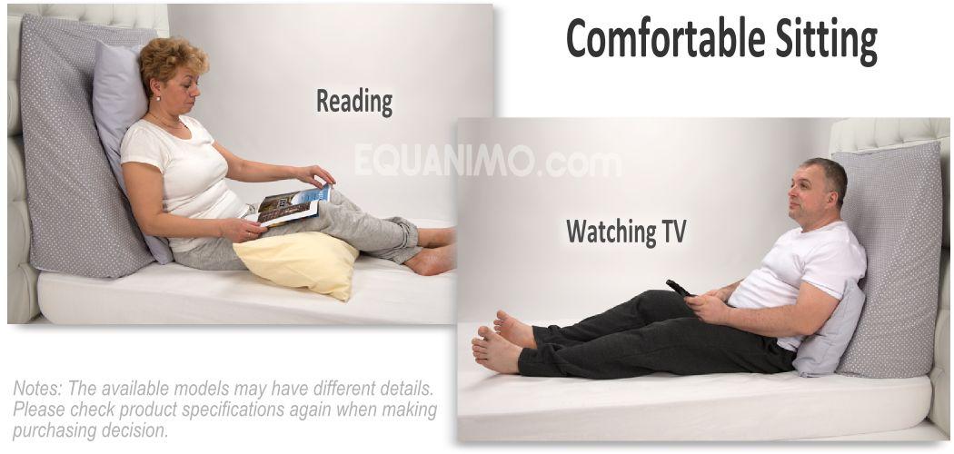 Manage Reflux & more| EZsleep wedge pillow |Equanimo